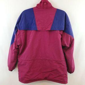 Columbia Jackets & Coats - Vtg 90s Columbia Fleece Lined Jacket Outer Shell